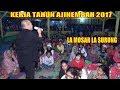( LIVE ) Kano Sembiring - La Mosar La Surung | Kerja Tahun Ajinembah 2017