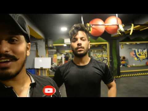 Delhi's No.1 MMA And Kick Boxing Training | Fitness VLOG | THE SHERR STAR