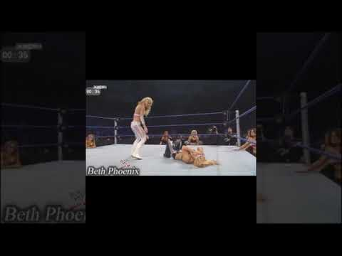 Michelle McCool Simply flawless /roundhouse kick/big boot
