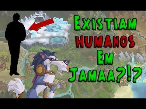HUMANOS EM JAMAA? | TEORIA ANIMAL JAM