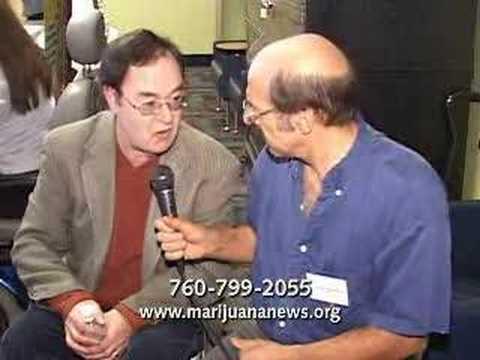 """Squiggy"" David Lander On Marijuana For MS"