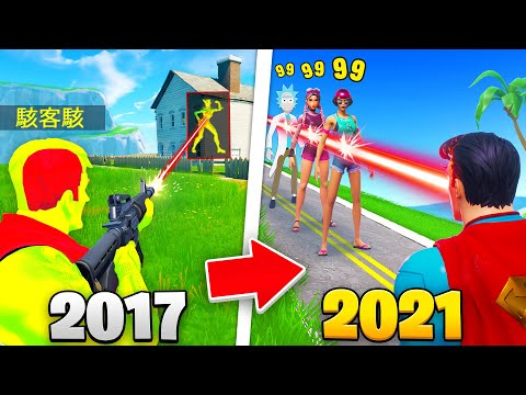 Fortnite's History Of Hackers