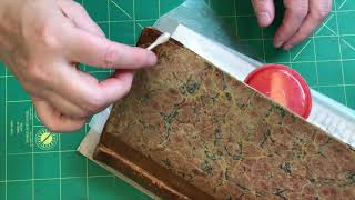 How to Apply Klucel-G Leather Consolidant: Save Your Books