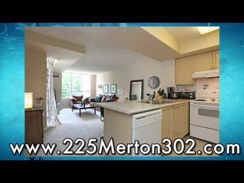 John Manneh and Laura Spracklin | 225 Merton Street, Suite 302 | Toronto Real Estate