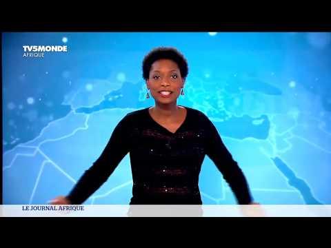 Le Journal Afrique du lundi 7  janvier 2019 - TV5MONDE
