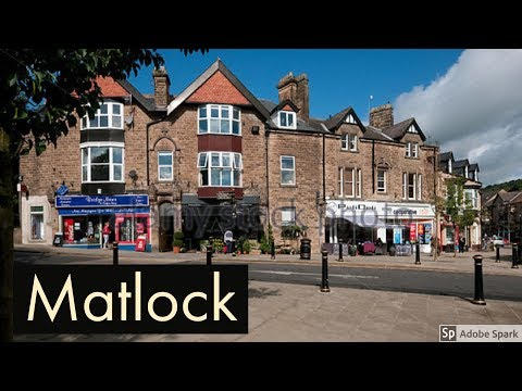 Travel Guide Matlock Derbyshire UK Pros And Cons