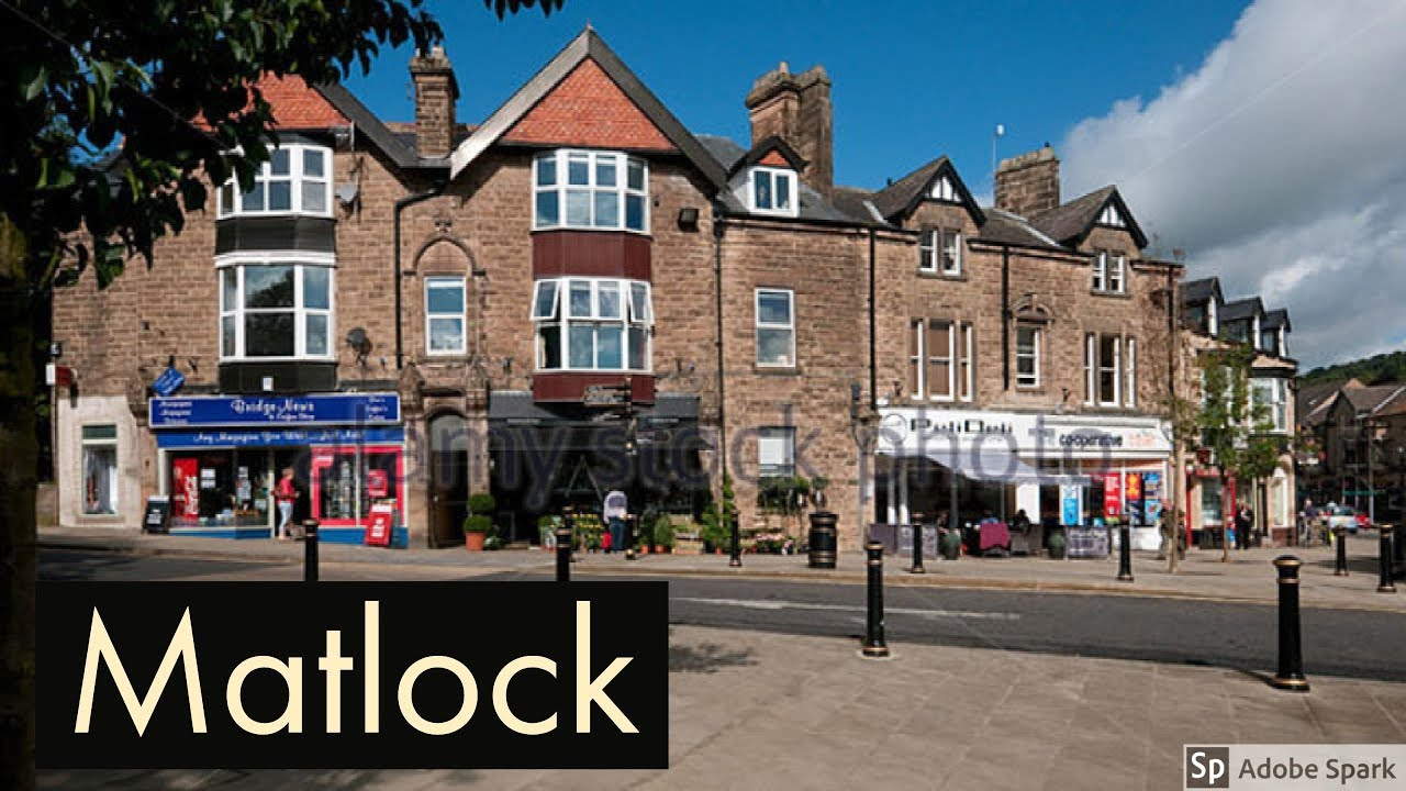 Travel Guide My Day Trips To Matlock Derbyshire UK