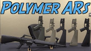 History of the Monolithic Polymer AR: From Colt to KE Arms