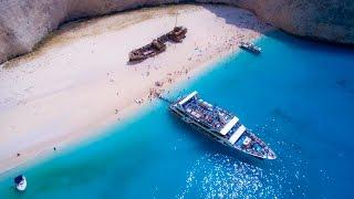 Navagio Beach (Shipwreck), Zakynthos | Ναυάγιο, Ζάκυνθος (1080p)