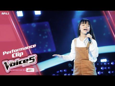 The Voice Thailand - โอบ โอบขวัญ  - ฉันดีใจที่มีเธอ - 20 Nov 2016