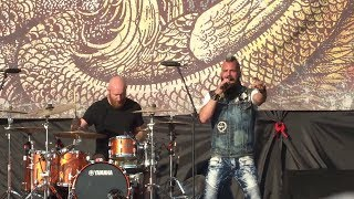 Killswitch Engage - A Bid Farewell (2018 live @ Messe Freiburg)