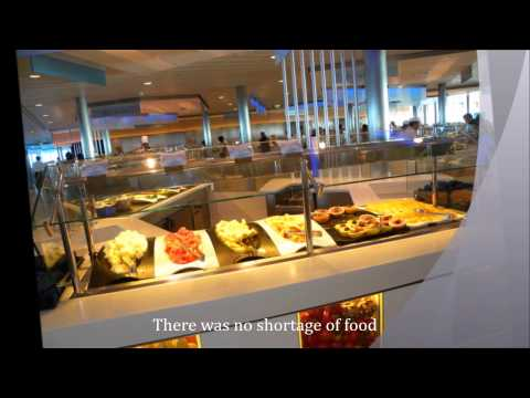 Celebrity Solstice South Pacific Cruise 2015