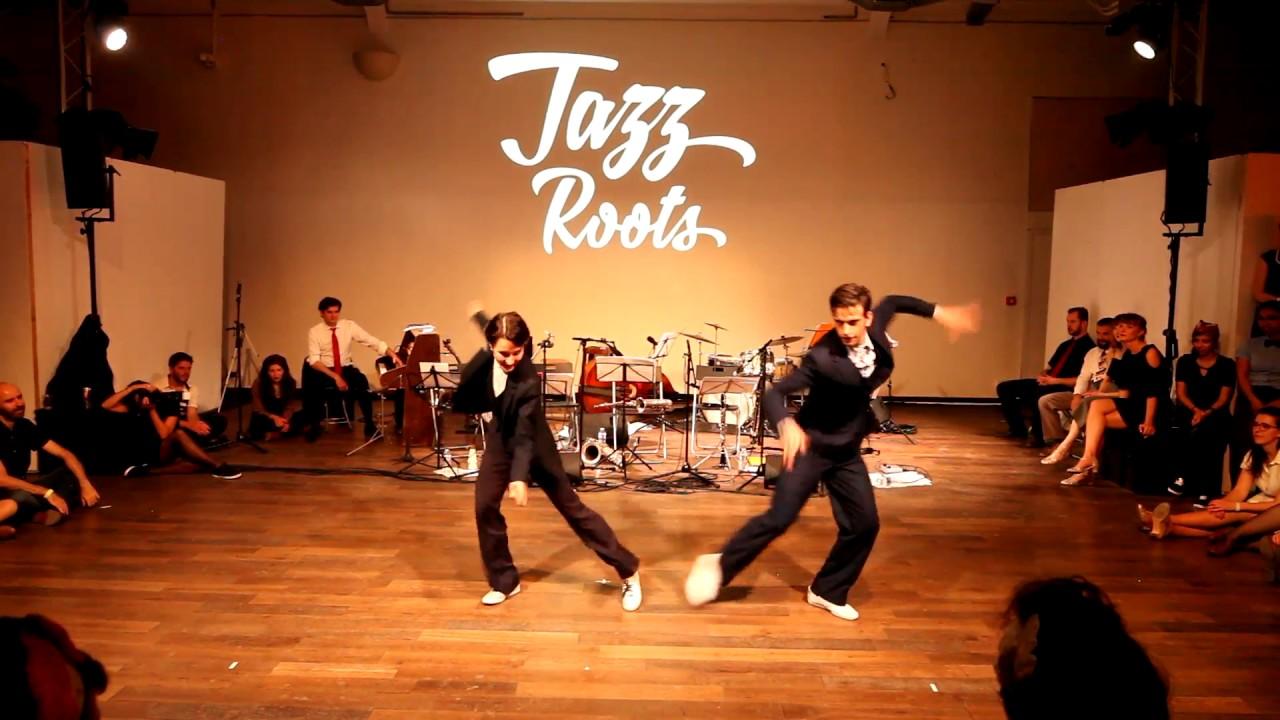 Jazz Roots 2017 - Ksenia Parkhatskaya &  Daniil Nikulin