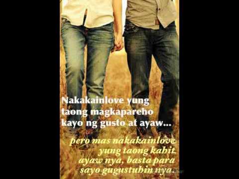Tagalog Qoutes/ Facebook Status