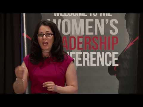 Suzannah Baum: Executive Leadership Communication Speaker -- Speak Up & Stand Out (speaking sample)
