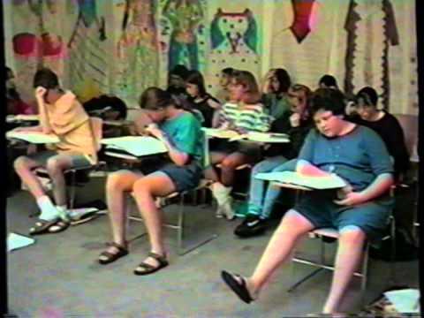Joseph Baldwin Academy 1995, session 1