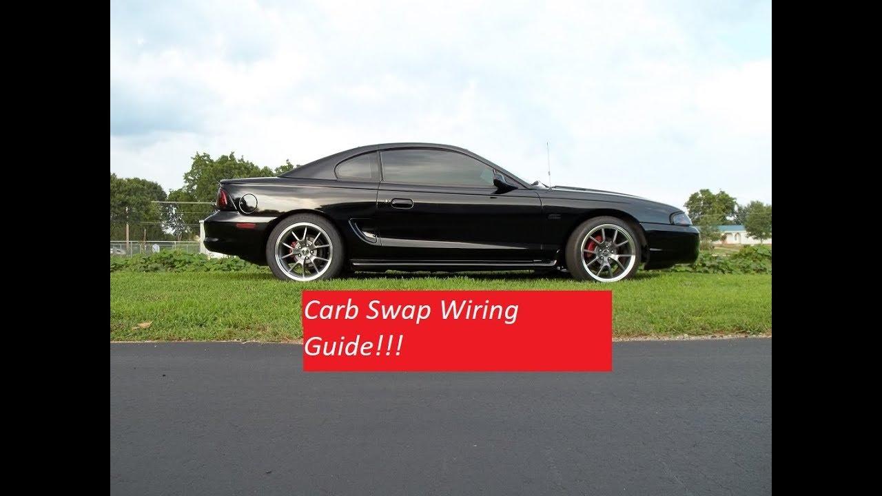 96 Mustang Gt Wiring Diagram Get Free Image About Wiring Diagram
