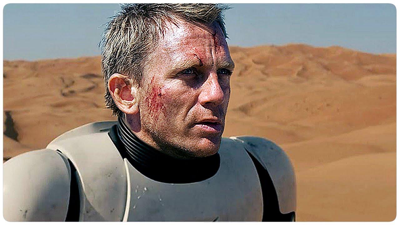 Daniel Craig Star Wars