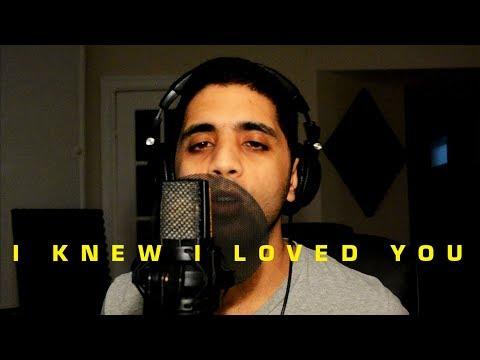 Savage Garden - I knew I Loved You (R&B Cover / remix) (lyrics)