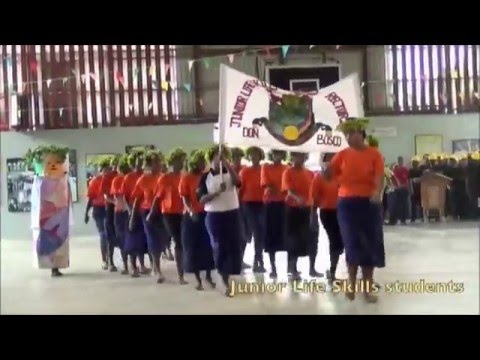 Overview 2013 Solomon Islands and Don Bosco Technical Center
