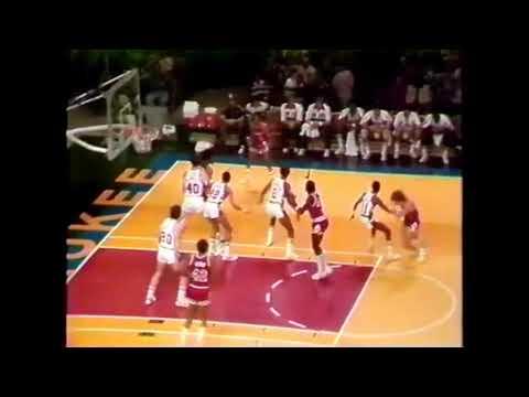 Artis Gilmore vs Bucks 1978