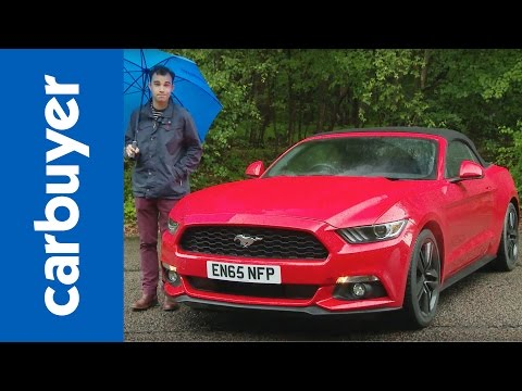 Ford Mustang Convertible in-depth review - Carbuyer
