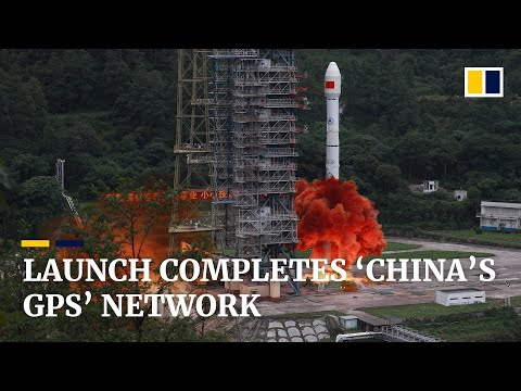China launches last piece of BeiDou Navigation Satellite system into orbit