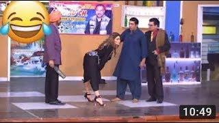 Zafri Khan Best Funny Scene 😄😄😄 New Pakistani Stage Drama 2018