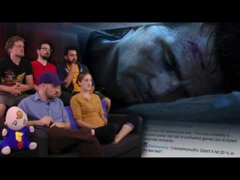 Uncharted 4... CG Trailer?! - E3 2014 is AWESOME! - Part 24