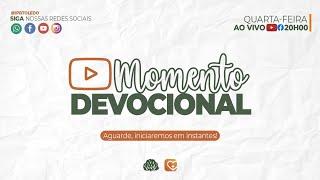 Momento de Devocional   Rev. Ricardo Capelari   01/07/20