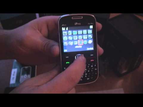 Dual Sim Dualsim Handy Qwerty IPro I6 Schwarz Part 2 www.dualsimtelefone.de