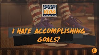 Achieving Goals, Cutting Out the BS and Embracing Change in 2019   TOMSVLOG #009