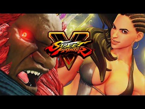 LAURAOOOHMYGOD - Akuma: Week Of! Street Fighter 5 (Online Matches) Pt. 3