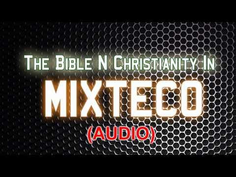 MIXTECO: DISCUTIR LA BIBLIA 5 SOLAS