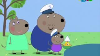 Свинка Пеппа   Чего то испугалась!  #DJESSMAY