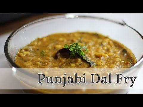 Punjabi Dal Fry - Easy And Quick Recipe