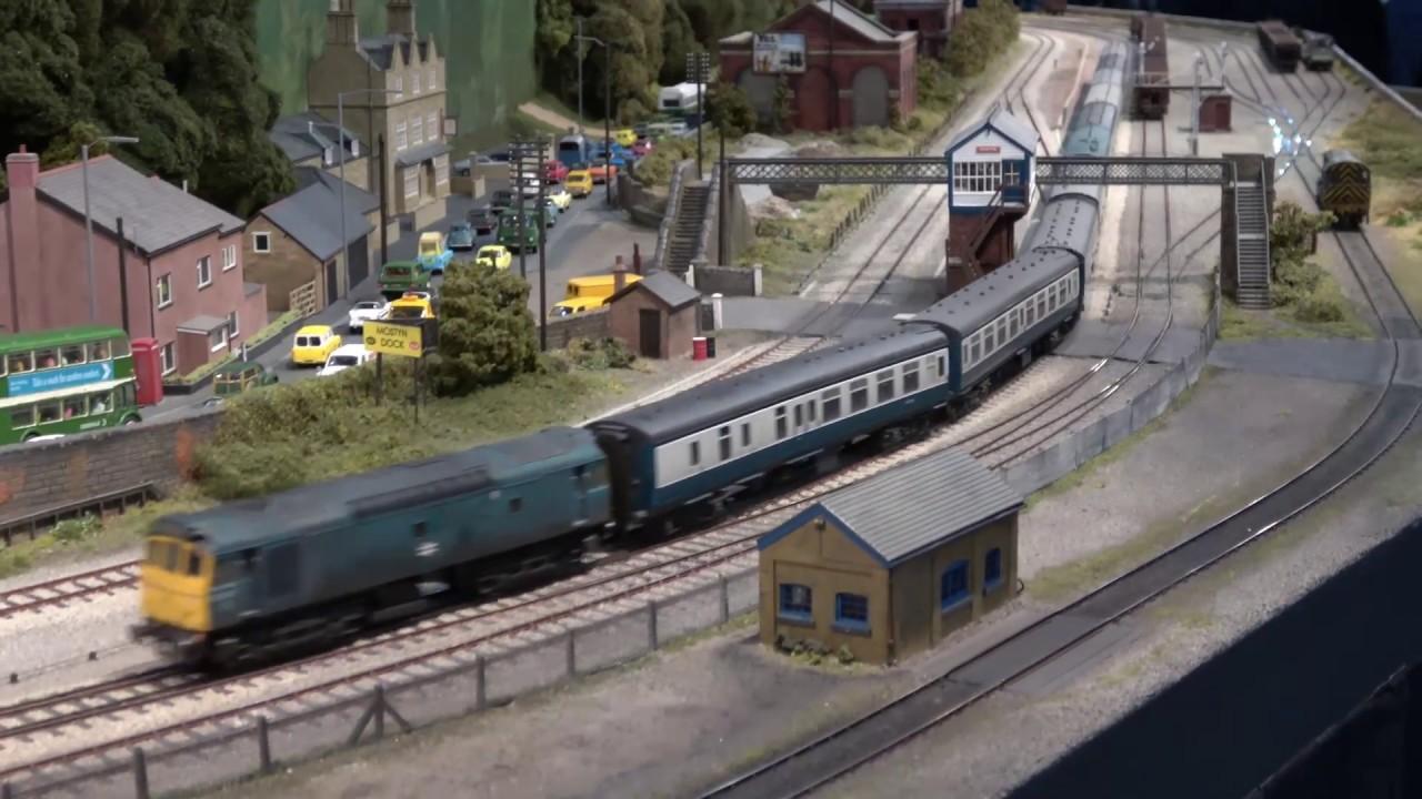 warley national model railway exhibition 2017 part 5 youtubewarley national model railway exhibition 2017 part 5