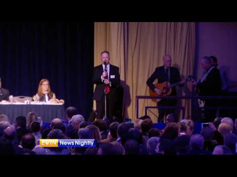 Sights and Sounds of the National Prayer Breakfast