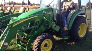 How to remove front end loader on John Deere 3000 & 4000 tractors