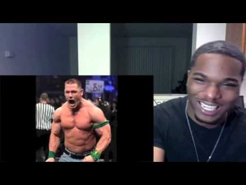John Cena Prank Call Reaction!