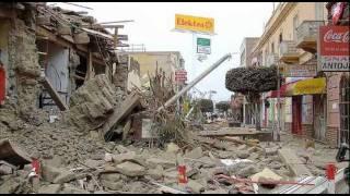 008  |  el terremoto de Pisco de 2007.