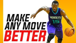 How to make any basketball move 10x better: basketball moves tutorial