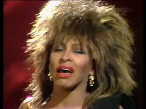 Tina Turner - Private Dancer 1984