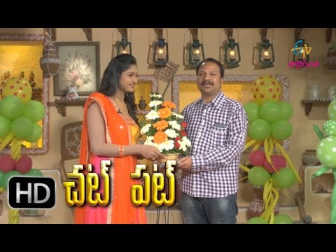 Chat Pata - Dry Fruits Pacahdi(R.P Patnayak) - 1st January 2016 - చట్ పట్ – Full Episode