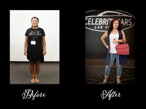 Watch Las Vegas Mom Melanie McMaster Before and After Mommy Makeover Transformation