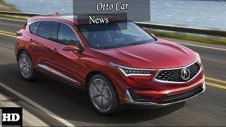 Hot News !!!! 2019 Acura RDX   Exterior and Interior