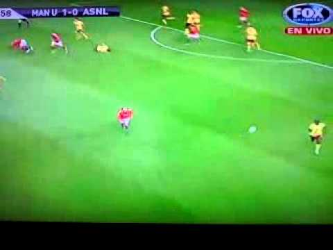 Rooney vs Sagna