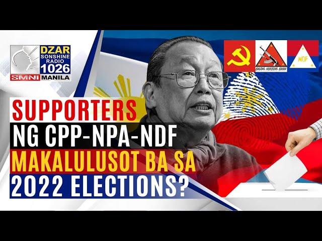 #OpinyonMo w/ Admar V. at MJ : Mga supporter ng makakaliwa makalulusot pa ba sa 2022 elections?