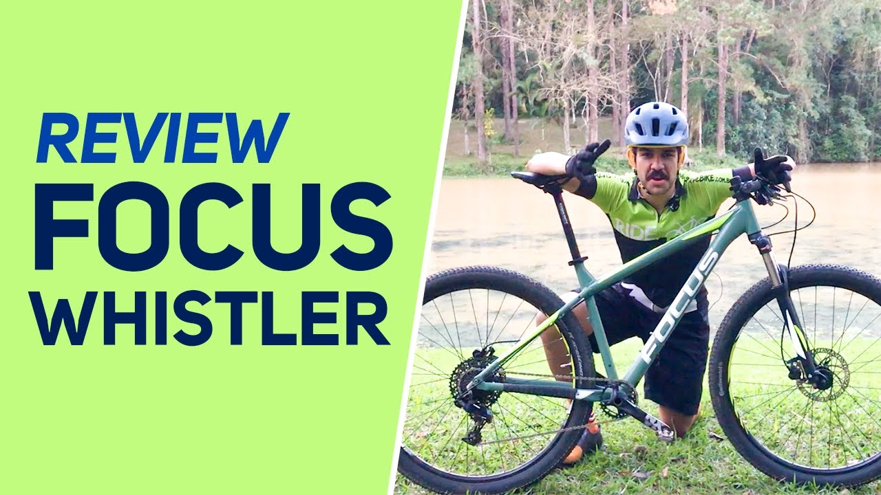 Review Focus Whistler, a MTB honesta de 6 mil reais - Revista Ride Bike