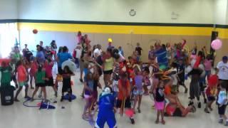 Camp Palmer Harlem Shake